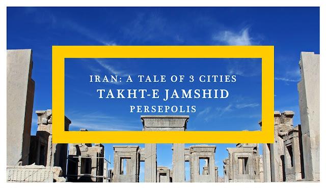 Iran: Persepolis of Takht-e Jamshid