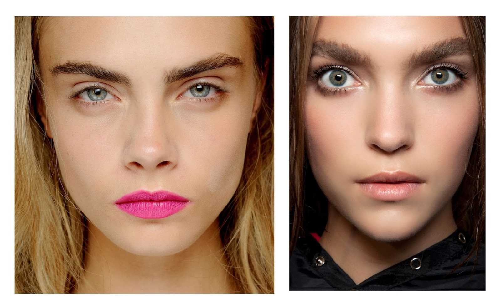 Cara Delevingne and Arizona Muse