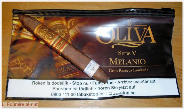 Oliva Série V Melanio Gran Reserva Limitada Figurado