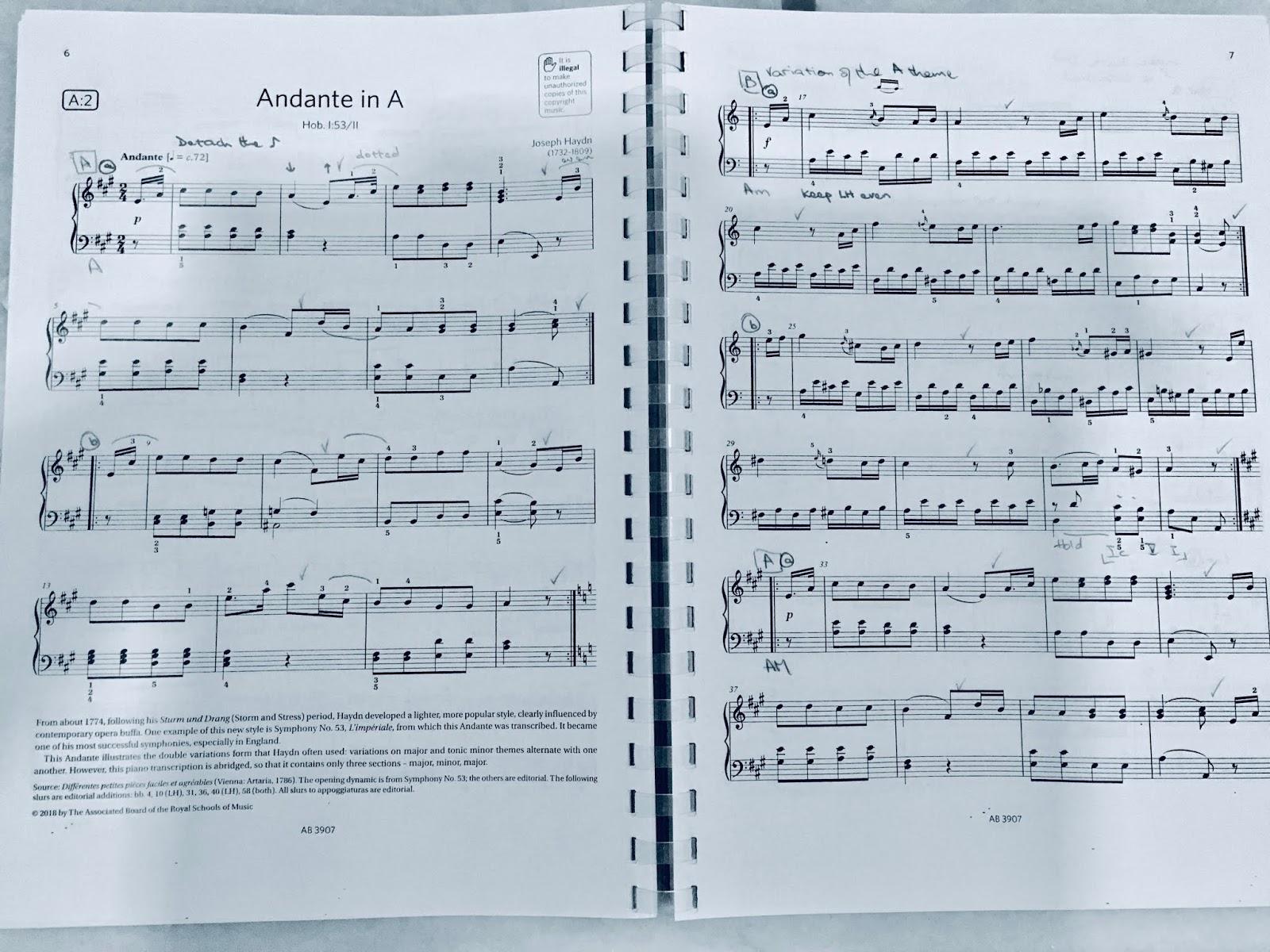 Jazz Clarinet Aural Tests & Quick Studies Grades 1-5 Sheet Music Book Abrsm Reliable Performance Musical Instruments & Gear