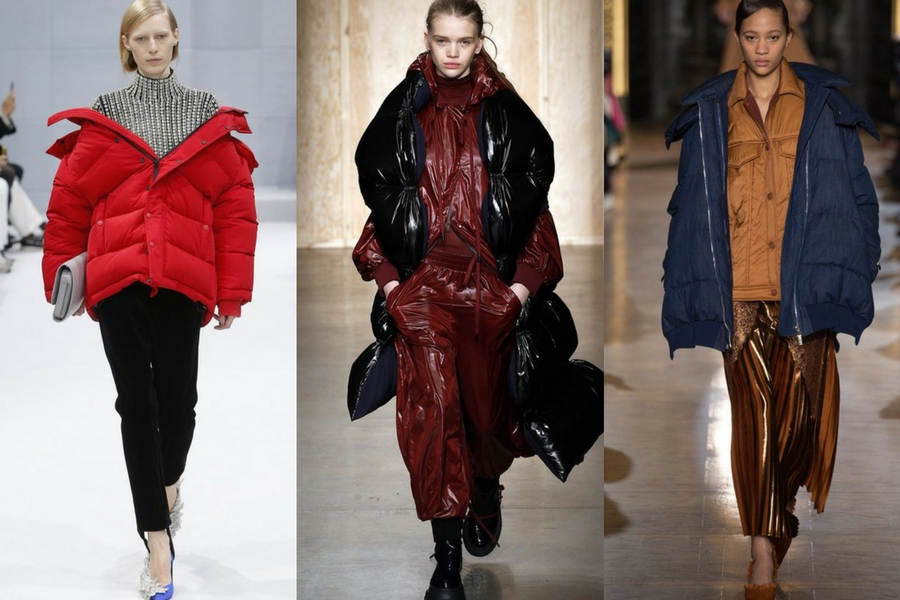 Autumn/Winter 2016 Trends-Puffer Jackets