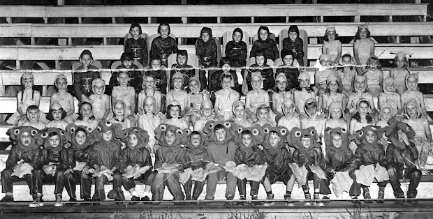 Messick High School Old Pictures of 1950