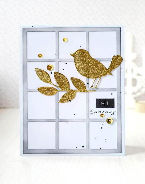 @matyushevskaya #card about bird