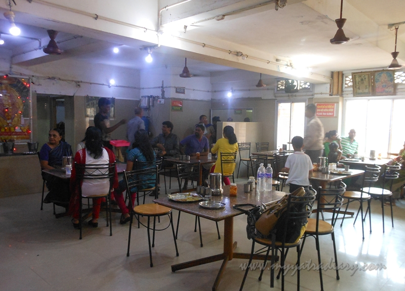 Gujarati Bhojanalya in Rameshwaram, Tamil Nadu