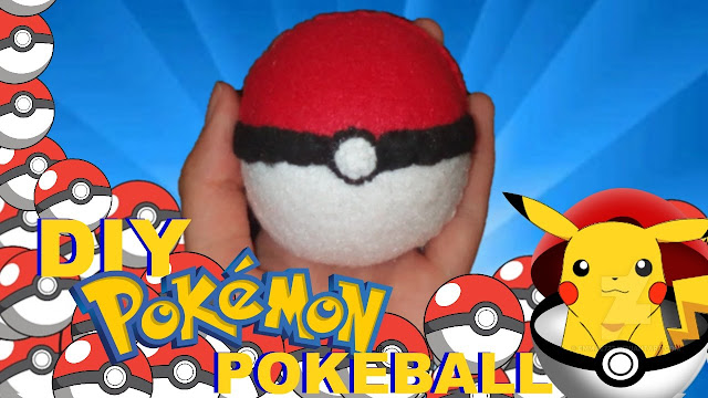 diy pokeball pokemon go