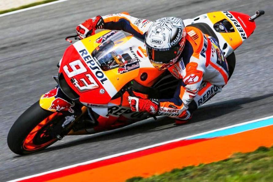 Marquez Brno