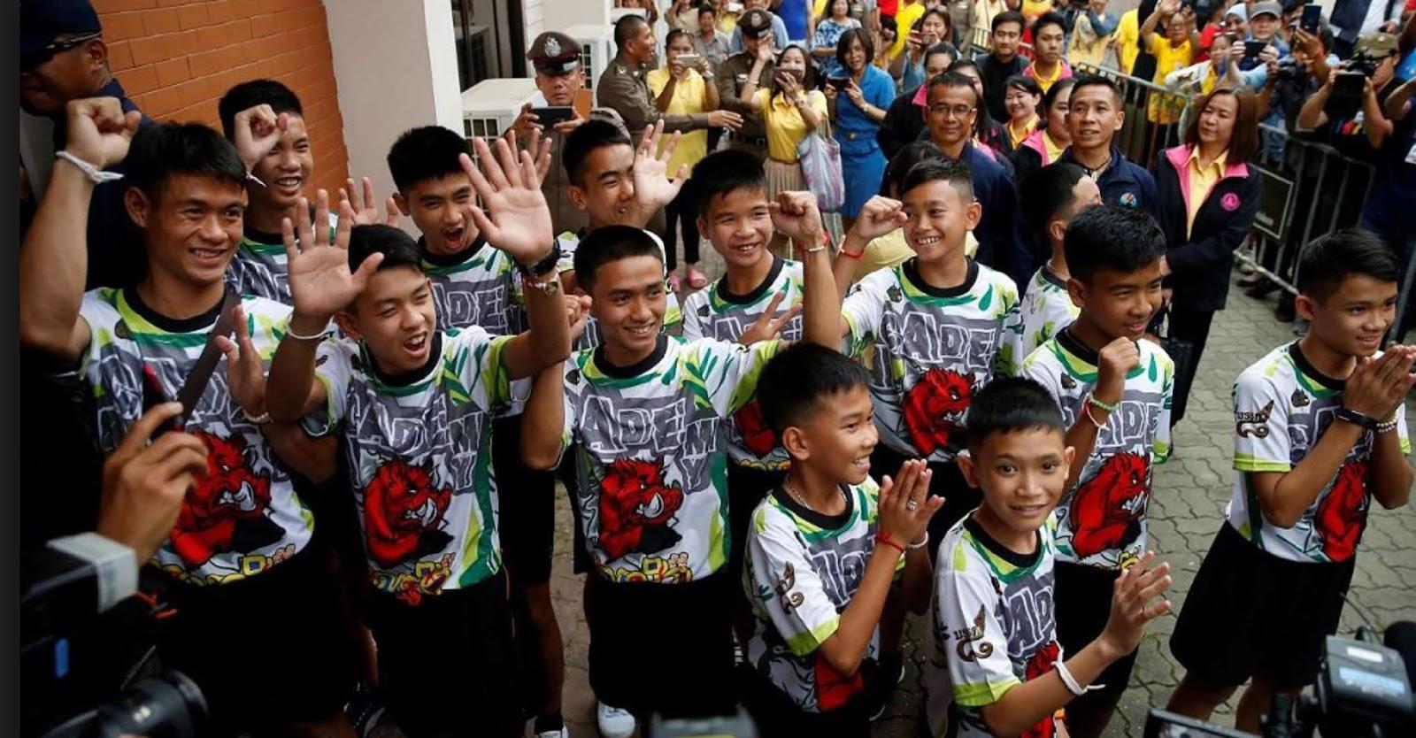 THAI CAVE RESCUE 3