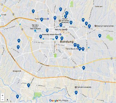 tempat cuci motor di Bandung 24 Jam