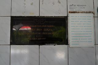 Kompleks Makam Tuanku Imam Bonjol + jelajahsuwanto