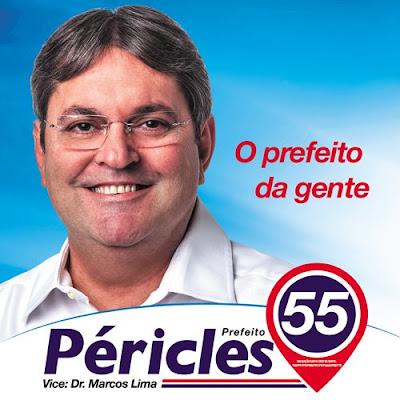 santinho do prefeito Péricles 55