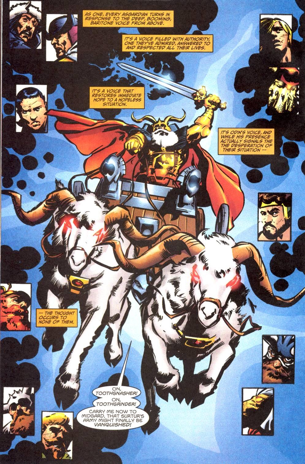 Thor (1998) Issue #40 #41 - English 18