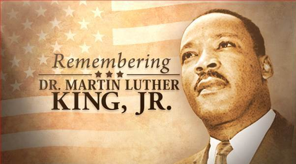 dr. martin luther king jr day 2020