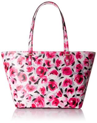 Kate Spade Cedar Street Rose Small Harmony Tote Bag $134 (reg $248) + free shipping!