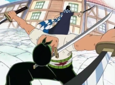One Piece Episódio 07