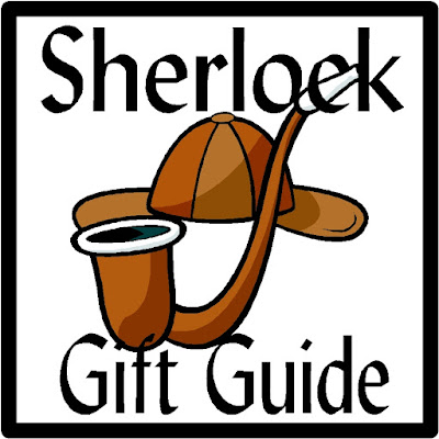 Enjoy these fun gift ideas for the Sherlock fan in your life. These ideas willbring outthe reader in your life and make some perfect Christmas gifts for the holidays.