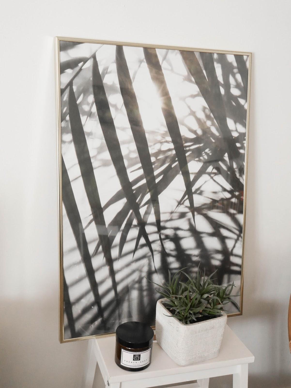 cadre palmier desenio parisgrenoble