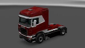 Scania RJL Red Legend Skin