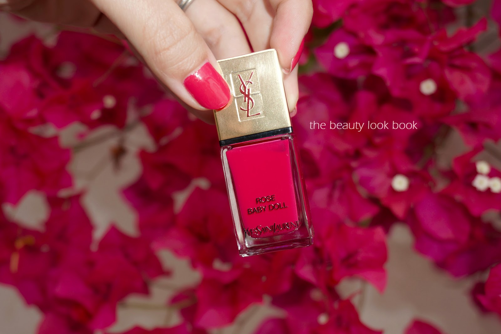 Ysl Rose Baby Doll La Laque Couture The Beauty Look Book