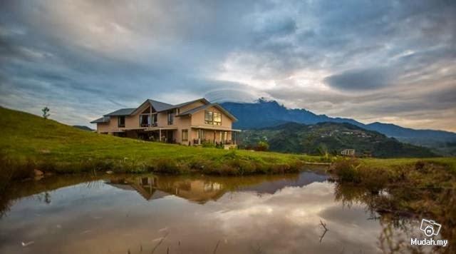Homestay Di Sabah (Kota Kinabalu - Kundasang - Seluruh