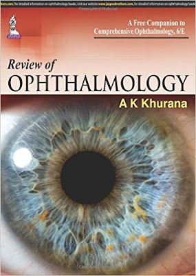Download Free Comprehensive Ophthalmology by Khurana Ak Book PDF