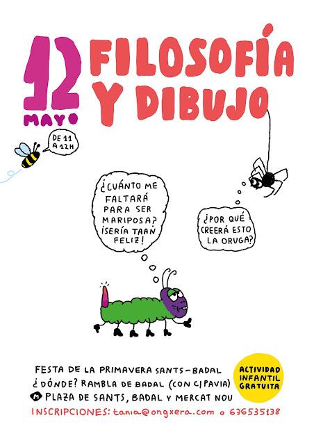 TALLER DE FILOSOFÍA Y DIBUJO PARA NIÑOS Y NIÑAS