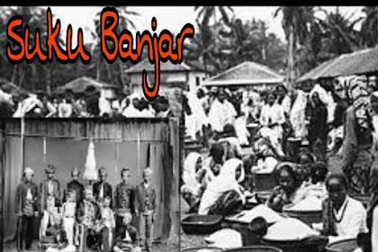 Inilah Sejarah Asal Usul Suku Banjar (Orang Banjar)