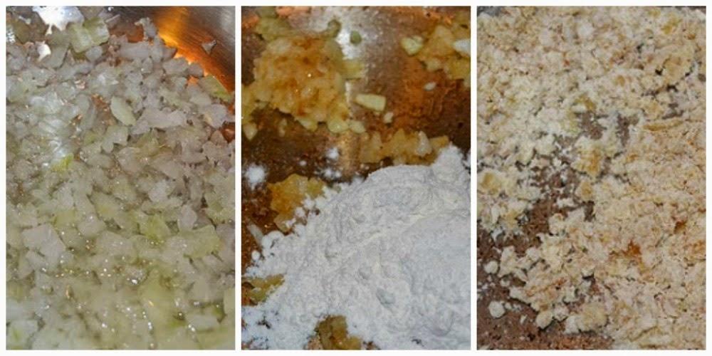 простой рецепт грибного супа