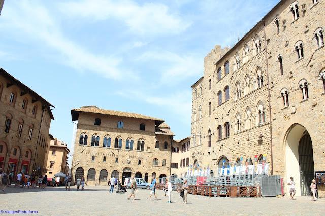 Volterra, Toscana medieval, Itàlia