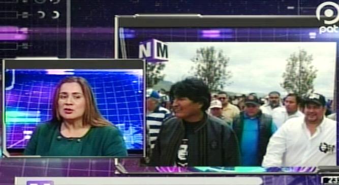 Amparo Gutiérrez es hermana de Romel y diputada del MAS