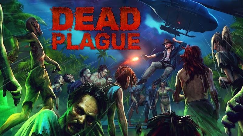 DEAD PLAGUE: Zombie Outbreak v1.2.5 Apk Mod+Data (Dinheiro Infinito)