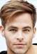 Chris Pine Source