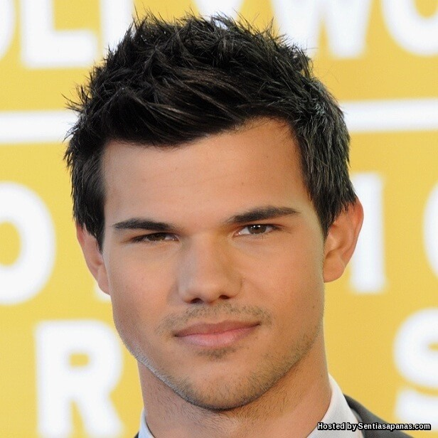 Taylor Lautner Hair Style 2