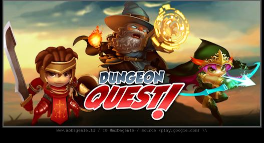 4. Dungeon Quest