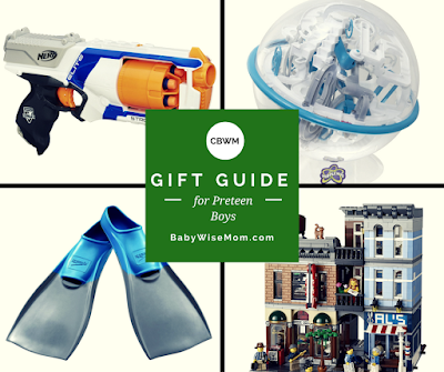 Gift ideas for preteen boys. Thirteen different Preteen gift ideas for boys you can give the tween boy in your life.
