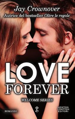 love forever jay crownover