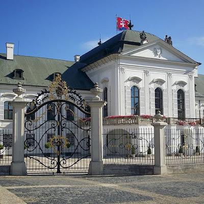 Palacio Grassalkovich, Bratislava, Eslovaquia