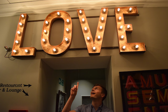 love hotel london