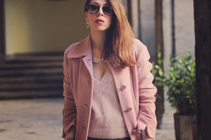 Super Il rosa che sta bene alle brune - Modemoiselle SO54