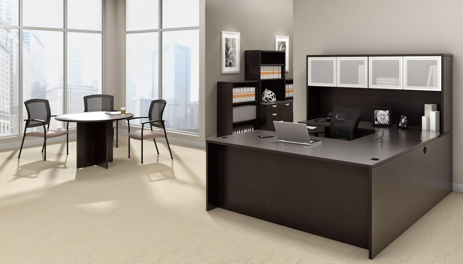 Executive Office Interior