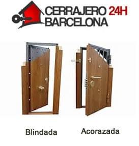 Puertas De Seguridad Barcelona