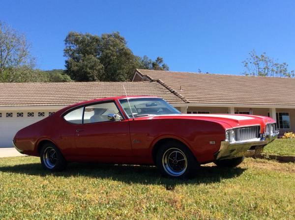 1969 Oldsmobile Cutlass Supersport - Buy American Muscle Car