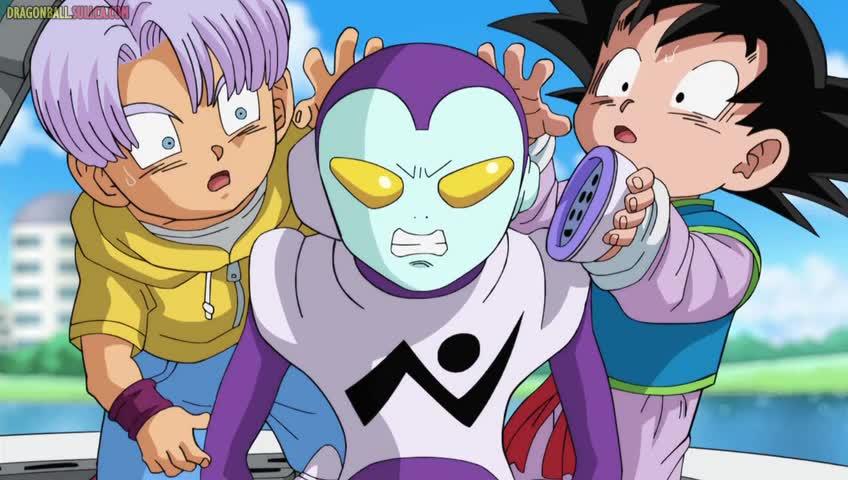 Ver Dragon Ball Super La Resurrección de Freezer - Capítulo 20