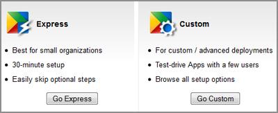 Tutorial to setup custom email