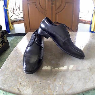 Konveksi Sepatu Kulit Branded