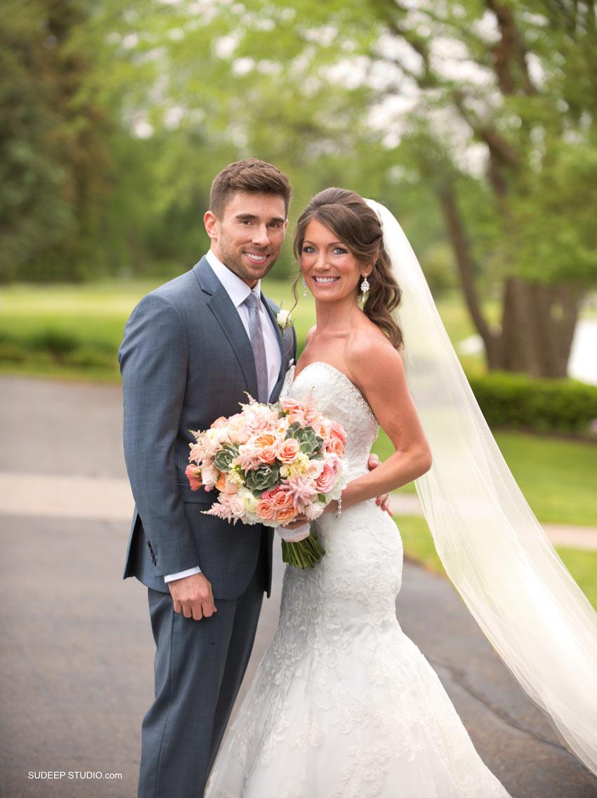 Outdoor weddings - Ann Arbor Wedding Photographer Sudeep Studio