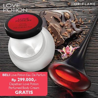 Jual Parfum Oriflame Love Potion Eau de Parfum 22442