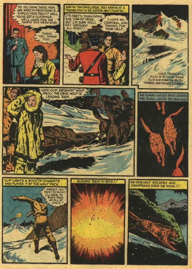 Read online Action Comics (1938) comic -  Issue #26 - 49