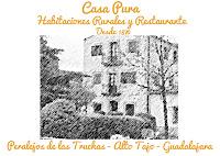 Casa Pura | Posada y Restaurante | Peralejos de las Truchas | Alto Tajo
