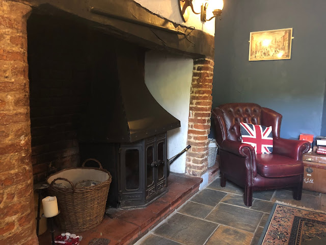 Barsham Arms, Fakenham, Norfolk, Pub Review,