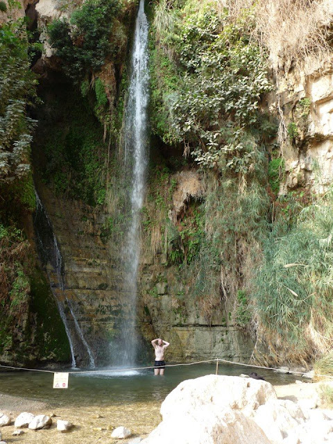 Excursión a Masada, Ein Gedi y el Mar Muerto | turistacompulsiva.com